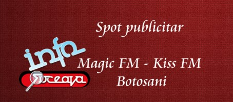 Spot publicitar Magic FM – Kiss FM