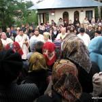 Sfintirea bisericii din Stamate (10)