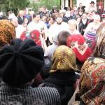 Sfintirea bisericii din Stamate (11)