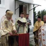 Sfintirea bisericii din Stamate (18)