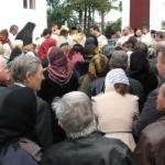 Sfintirea bisericii din Stamate (26)