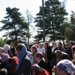 Sfintirea bisericii din Stamate (90)